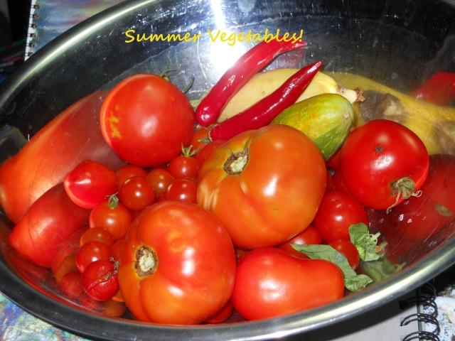 Summer Vegetables